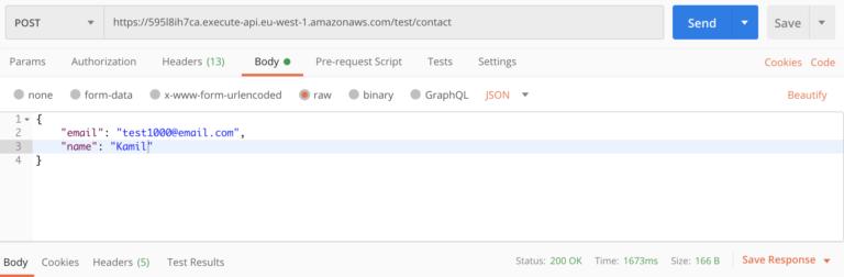 AWS API GW 7