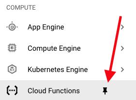 cloud functions nawigacja 2